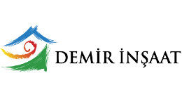 Логотип строительной компании Demir İnşaat