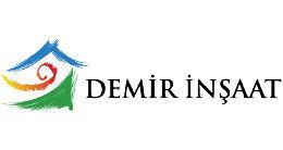 Логотип будівельної компанії Demir Insaat
