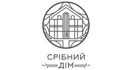 Логотип будівельної компанії Девелоперська компанія «Срібний дім»