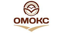 Логотип строительной компании Девелоперская компания ОМОКС
