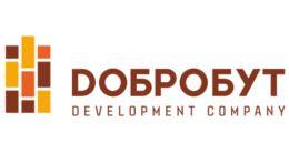 Логотип строительной компании Добробут Development Company
