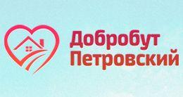 Логотип будівельної компанії Добробут Петрівский