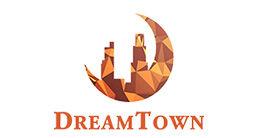 Логотип будівельної компанії DreamTown