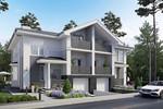 Дуплекс NEW Cottage Residence