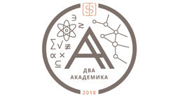 Логотип строительной компании Два Академика