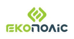 Логотип будівельної компанії Екополіс