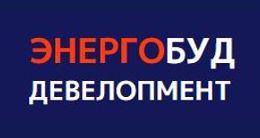 Логотип строительной компании Энергобуд Девелопмент (Energobud)