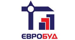 Логотип строительной компании Евробуд