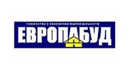 Логотип строительной компании Европабуд