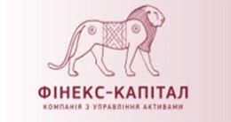 Логотип будівельної компанії ФІНЕКС-КАПІТАЛ