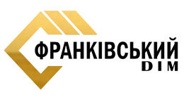 Логотип строительной компании Франковский дом
