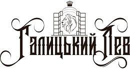 Логотип будівельної компанії Галицький Лев