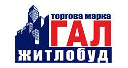 Логотип строительной компании Галжитлобуд