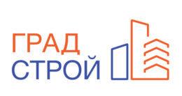 Логотип строительной компании Град Строй