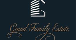 Логотип будівельної компанії Grand Family Estate