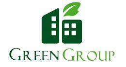 Логотип будівельної компанії Green Group