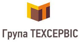 Логотип будівельної компанії Група Техсервіс