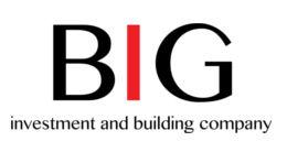 Логотип будівельної компанії ІБК Будінвестгруп