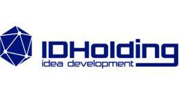 Логотип будівельної компанії IDHolding (Idea Development Holding)