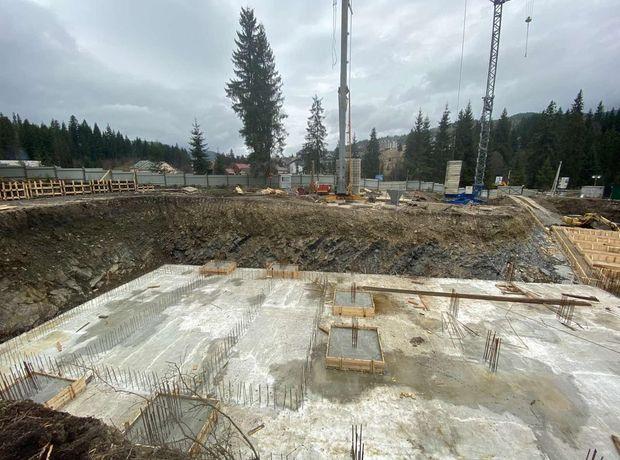 КА Le Meandre хід будівництва фото 133361