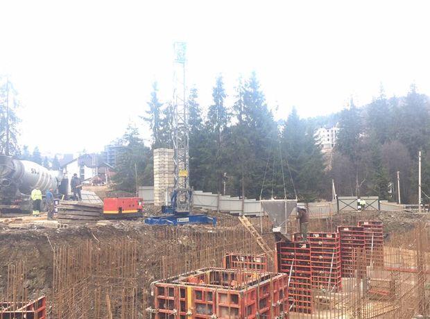 КА Le Meandre хід будівництва фото 133367
