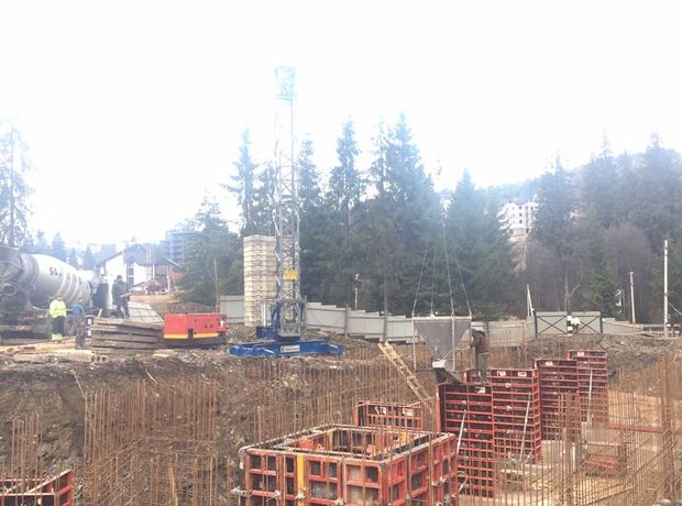 КА Le Meandre хід будівництва фото 133373