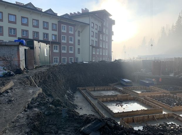 КА Le Meandre хід будівництва фото 133377