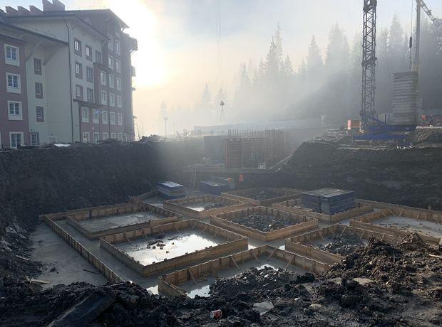 КА Le Meandre хід будівництва фото 133379