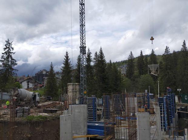 КА Le Meandre хід будівництва фото 178768