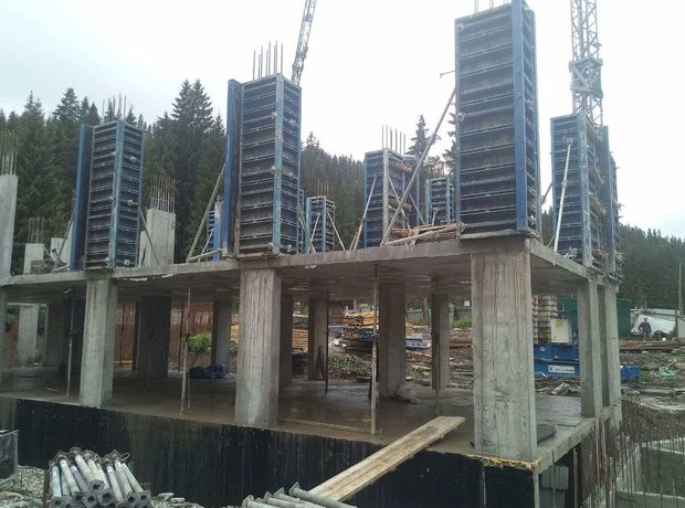 КА Le Meandre хід будівництва фото 184634