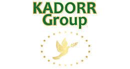 Логотип будівельної компанії KADORR Group (Кадорр Груп)