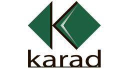 Логотип будівельної компанії KARAD