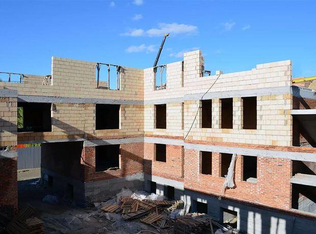 КД Liverpool House ход строительства фото 202829