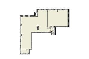 КД На Кондукторской: планировка помощения 146.39 м²