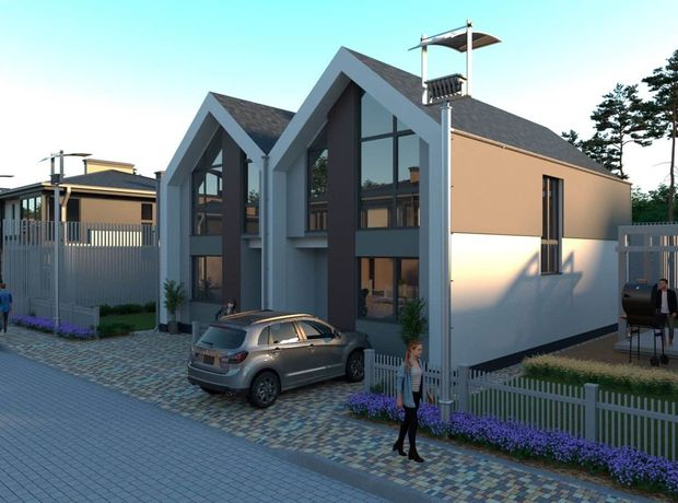 КГ New Cottage Residence  фото 243836