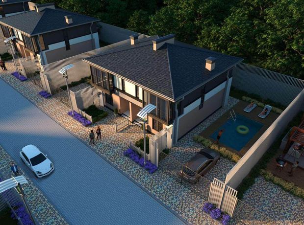КГ New Cottage Residence  фото 243837