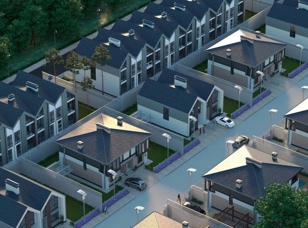 КГ New Cottage Residence  фото 243842
