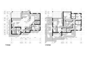 КГ Новая Березовка: планировка 6-комнатной квартиры 403 м²