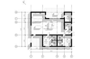 КГ Новая Березовка: планировка 3-комнатной квартиры 181 м²