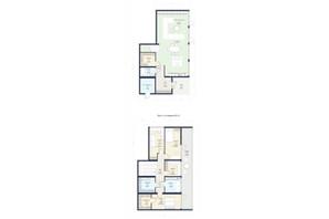 КГ Новая Конча-Заспа Crystal: планировка 5-комнатной квартиры 202 м²