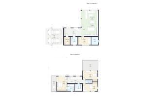 КГ Новая Конча-Заспа Crystal: планировка 5-комнатной квартиры 204 м²
