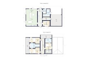 КГ Новая Конча-Заспа Crystal: планировка 6-комнатной квартиры 226 м²
