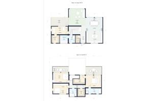 КГ Новая Конча-Заспа Crystal: планировка 6-комнатной квартиры 277 м²