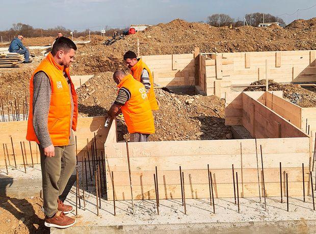 КГ Ozon village ход строительства фото 246771