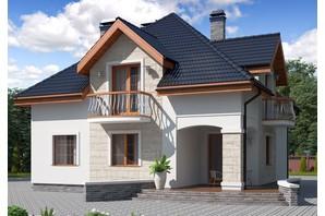 КГ Praud Hills: планировка 5-комнатной квартиры 195 м²
