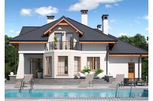 КГ Praud Hills: планировка 5-комнатной квартиры 202.8 м²