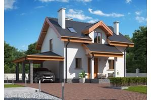 КГ Praud Hills: планировка 4-комнатной квартиры 117.2 м²