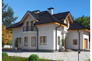 КГ Praud Hills: планировка 4-комнатной квартиры 195 м²