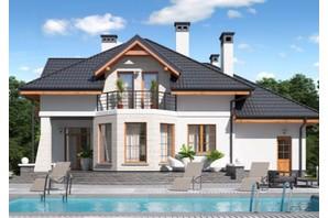 КГ Praud Hills: планировка 4-комнатной квартиры 202.8 м²