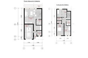 КГ Премиум на Орлыка: планировка 4-комнатной квартиры 144 м²